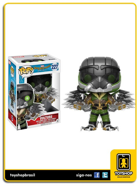 Marvel Spider Man Homecoming  Vulture 227 Pop Funko