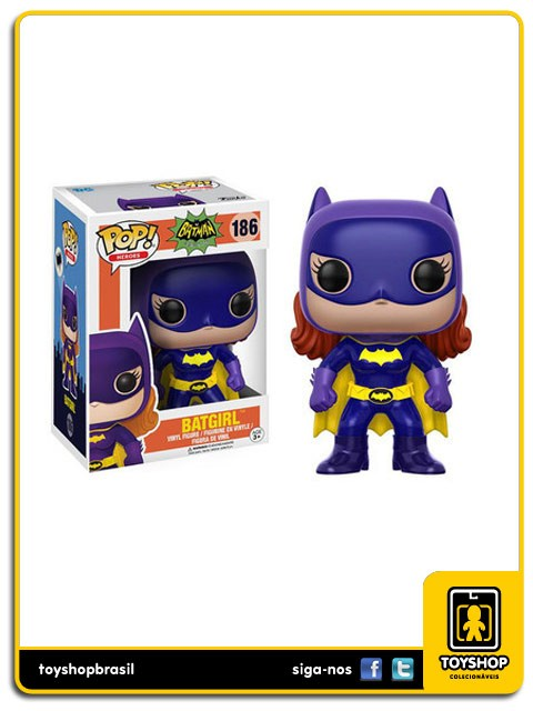 Batman Classic TV Series Batgirl 186 Pop  Funko