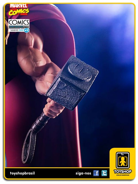 Marvel Comics Série 3 Thor 1/10 Art Scale Iron Studios