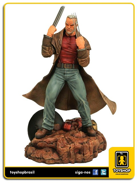 Marvel Gallery Old Man Logan Statue  Diamond