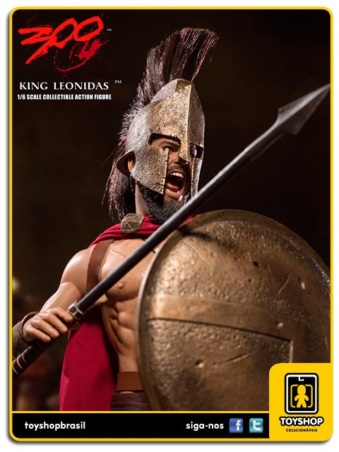 300 King Leonidas 1/6  Star Ace