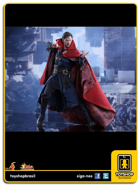Marvel Doctor Strange 1/6  Hot Toys