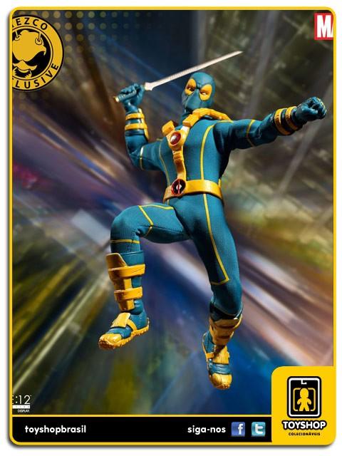 Marvel X-Men Deadpool SDCC One 12  Mezco