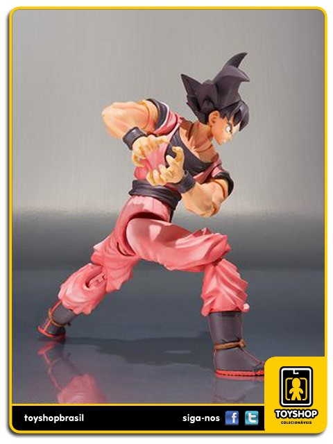 Dragon Ball Z S.H. Figuarts Goku Kaiohken SDCC  Bandai