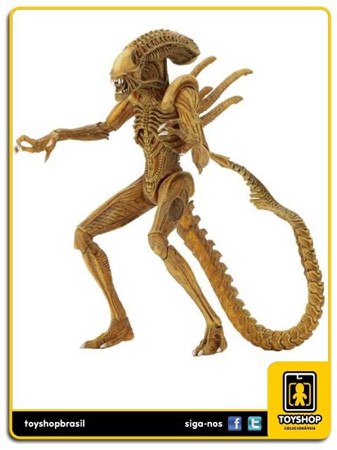 Aliens Sewer Mutation Warrior Alien SDCC Neca