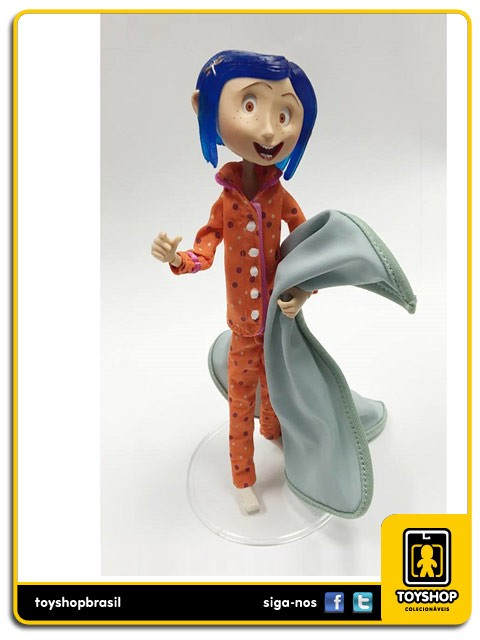 Coraline Display Set SDCC Neca