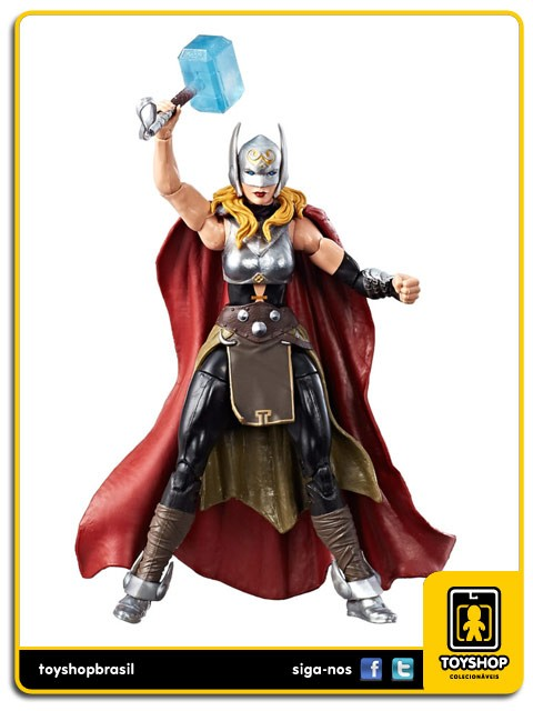 Marvel Legends Thor Battle for Asgard Box Set 5 Figuras SDCC Hasbro