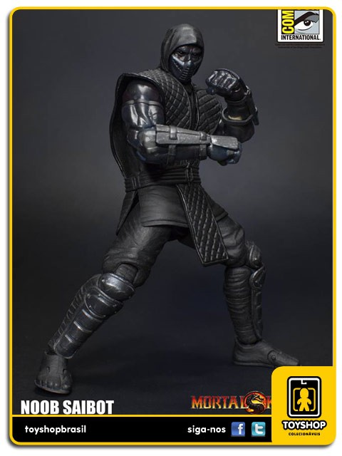 Mortal Kombat Noob Saibot 1/12 SDCC Storm Collectibles