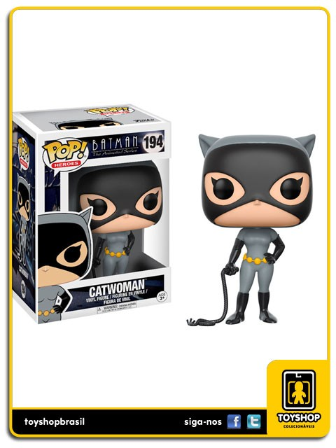 Batman The Animated Series Catwoman 194 Pop Funko