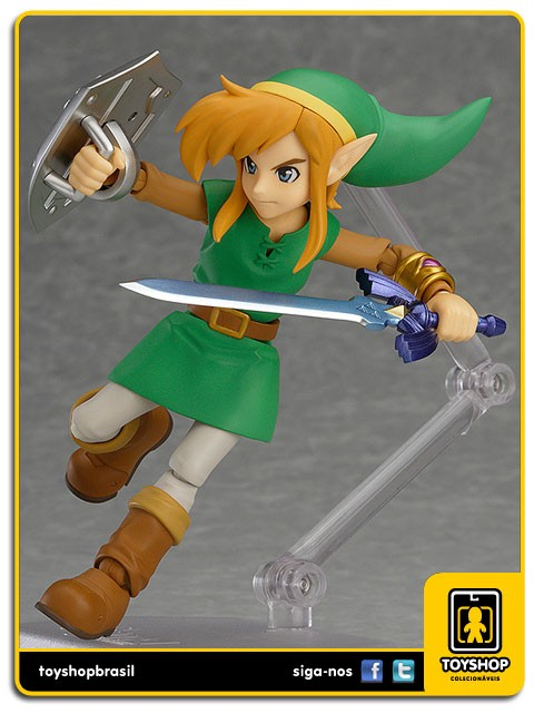 The Legend of Zelda Between Worlds ver DX Link Figma  Good Smile