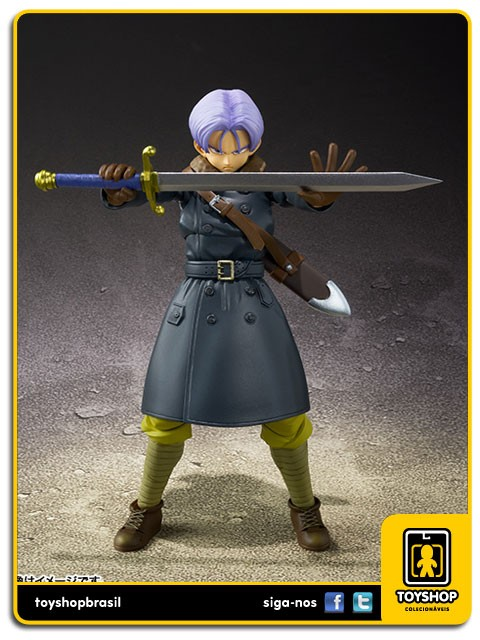 Dragon Ball Xenoverse S.H. Figuarts Trunks  Bandai