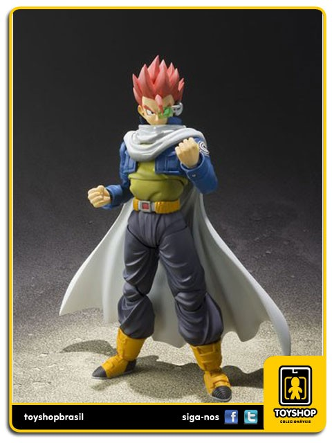 Dragon Ball Xenoverse S.H. Figuarts Time Patroller Bandai