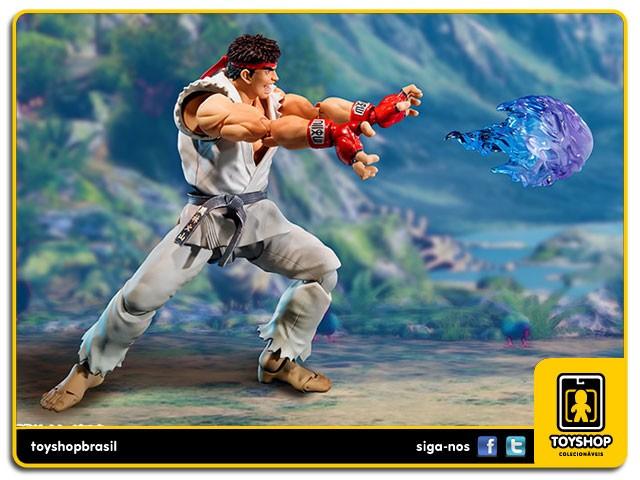 Street Fighter V S.H. Figuarts Ryu  Bandai