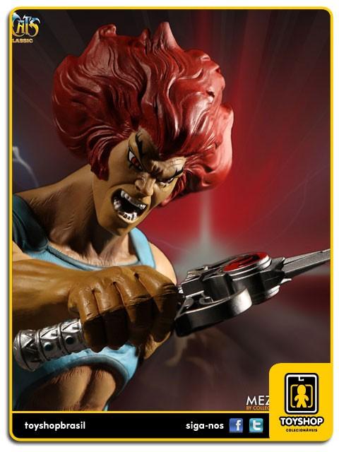 ThunderCats Classic Lion-o Deluxe Edition Mezco