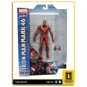 Marvel Select Captain America Civil War Iron Man Mark 46  Diamond