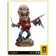 Iron Maiden Head Knockers: Eddie the Trooper - Neca