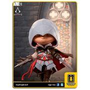 Assassins Creed Boneco Ezio Auditore MiniCo Iron Studios
