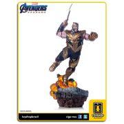 Avengers Endgame Estátua Thanos Art Scale 1/10 Iron Studios