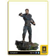 Avengers Infinity War Estátua Captain Aemrica Art Scale 1/10 Iron Studios