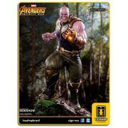 Avengers Infinity War Estátua Thanos Legacy Replica 1/4 Iron Studios