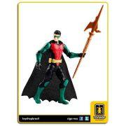Batman Missions Robin Mattel