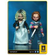 Bride of Chucky Ultimate Chucky & Tiffany 2-Pack Neca