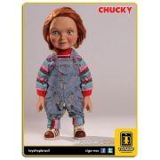 Child´s Play 2: Talking Good Guys Chucky 38 Cm Com Sons - Mezco