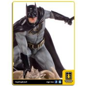 DC Comics Batman Deluxe  by Eddy Barrows Art Scale 1/10 Iron Studios
