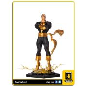 DC Comics Black Adam 1/10 Art Scale By Ivan Reis Iron Studios