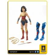 Dc Comics Multiverse Wonder Woman Lex Luthor Baf Mattel