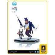 DC Comics Série 3  Penguin 1/10 Art Scale By Ivan Reis Iron Studios