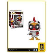 Deadpool Chicken Deadpool 323 Pop Funko