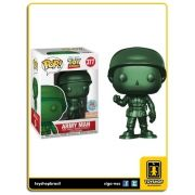 Disney Toy Story Army Man Exclusivo 377 Pop Funko