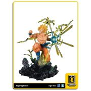 Dragon Ball Figuarts Zero Super Saiyan GokuThe Burning Battles Bandai