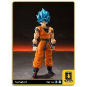 Dragon Ball Z S.H. Figuarts Super Saiyan God Goku Bandai