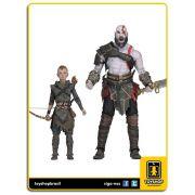 God Of War Kratos & Atreus Ultimate 2 Pack Neca Toys