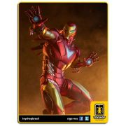Iron Man Extremis Mark II By Adi Granov Sideshow Collectibles