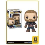 Marvel Avengers Infinity War Captain America 288 Pop Funko