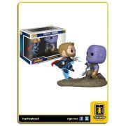 Marvel Avengers Infinity War Thor Vs Thanos 707 Pop Funko