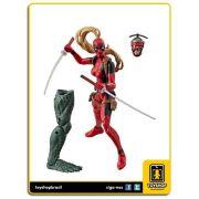 Marvel Legends Deadpool  Lady Deadpool  Sauron Baf Hasbro