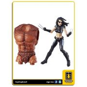 Marvel Legends Deadpool  X-23 Sasquatch Baf Hasbro