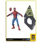 Marvel Legends Spider Man Homecoming Spider Man Vulture Baf Hasbro