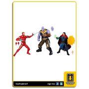 Marvel Studios 10th  Avengers Infinity War Iron Man Mark L / Thanos / Doctor Strange Hasbro