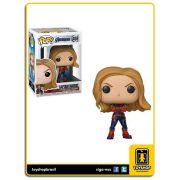 Marvel Vingadores Ultimato Captain Marvel  459 Pop Funko