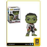 Marvel Vingadores Ultimato Hulk 451 Pop Funko
