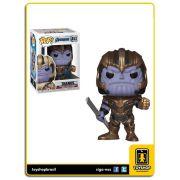 Marvel Vingadores Ultimato Thanos 453 Pop Funko