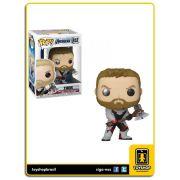 Marvel Vingadores Ultimato Thor 452 Pop Funko