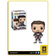 Marvel Vingadores Ultimato Tony Stark 449 Pop Funko