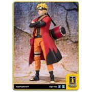 Naruto Shippuden  S.H. Figuarts Uzumaki Naruto Sage Mode - Bandai