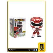 Power Rangers Mighty Morphin Red Ranger Hot Topic Pop 406 Funko